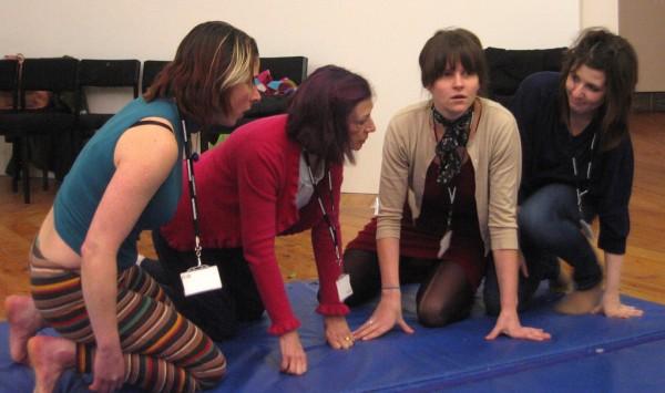 Manchester workshop participants